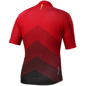 Mavic Cosmic Gradiant SS Jersey Men Red